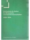 Hochschule St.Gallen für Wirtschafts und Sozialw..