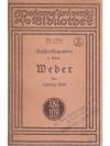 Weber - Ludwig Nohl