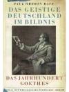 Das geistige Deutschland im Bildnis
