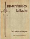 Niederländische Balladen