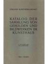 Katalog der Sammlung von Gemälden und Bildwerken..