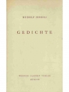 Rudolf Hoesli - Gedichte