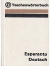 Esperanto - Deutsch