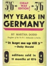 My years in Germany