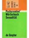 Pschyrembel Wörterbuch der Sexualität