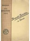 Arnold Böcklin in Zürich