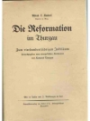Die Reformation im Thurgau.