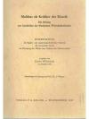 Malthus als Kritiker der Klassik