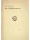 Der Buchschmuck der Zürcher Bibeln bis 1800