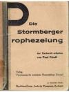 Die Stormberger Prophezeiung