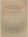 Zeitschrift für Schweizerische Archäologie und K..