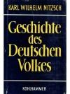 Geschichte des deutschen Volkes bis zum Augsburg..