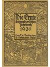 Die Ernte 1931
