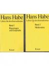 Hans Habe. Leben für den Jornalismus. Band 1-2.