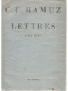 Lettres 1919-1947