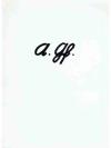 A. Gfeller
