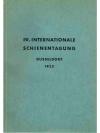 IV. Internationale Schienentagung - Düsseldorf 1..