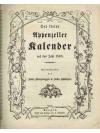 Der kleine Appenzeller Kalender auf das Jahr 1868