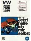 VW Käfer 1200, 1300, 1500 - Jetzt helfe ich mir ..