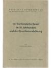 Der kurhessische Bauer im 19. Jahrhundert und di..
