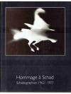 Hommage à Shad 1994 - Schadographien 1962-1977