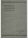 Jahrbuch des Schweizer Alpenclub. 51. Jahrgang 1..