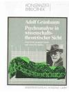 Psychoanalyse in wissenschafts-theoretischer Sicht