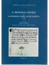 Il protocollo notarile di «Anthonius Gioioli Pet..