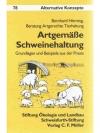 Artgemässe Schweinehaltung