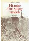 Histoire d`un village vaudois. Bercher