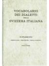 Vocabolario dei dialetti della Svizzera Italiana