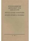 Schweizerische Zeitschrift für Geschichte. 22. J..