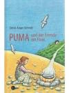Puma und der Fremde am Fluss