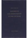 Handbuch der Mikroskopie in der Technik, Band VI..