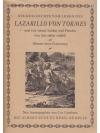 Lazarillo von Tormes