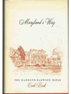 Maryland's Way: The Hammond-Harwood House Cook B..