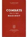 Combats dans la ligne Maginot