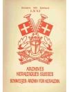 Schweizer Archiv für Heraldik Jahrbuch 1957