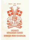 Schweizer Archiv für Heraldik Jahrbuch 1980