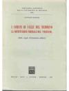 I comuni di valle del Medioevo. La costituzione ..