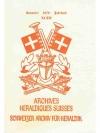 Schweizer Archiv für Heraldik Jahrbuch 1979