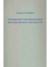 Universität und Kollegium Baugeschichte und Bautyp