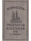 Schweizerischer Ingenieur Kalender 1941