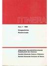 Itinera Fasc. 1.1985