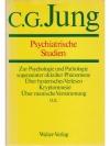 C.G. Jung  Psychiatrische Studien