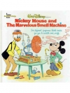 Mickey Mouse and The Marvelous Smell Machine