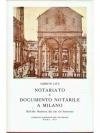 Notariato e Documento notarile a Milano