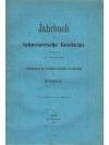 Jahrbuch für Schweizerische Geschichte 6. Band