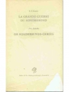 La Grande Guerre du Sondrebond / De Sonderbunds-..