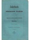 Jahrbuch für Schweizerische Geschichte 4. Band